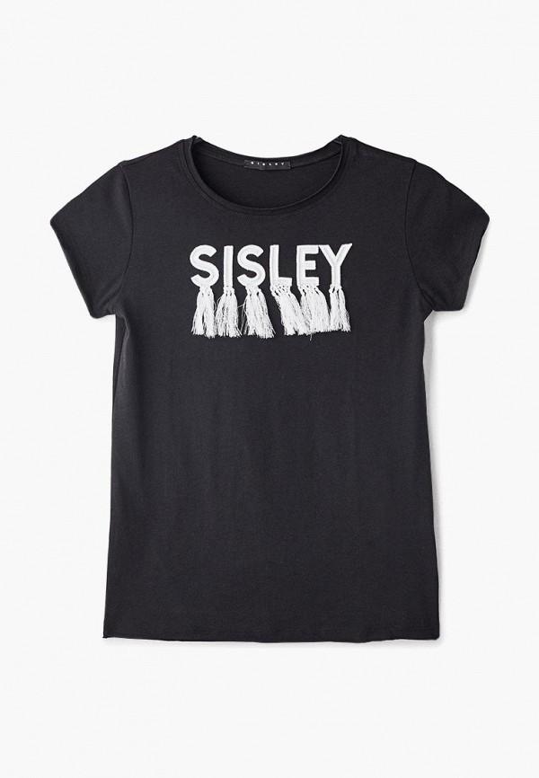 Футболка Sisley Sisley SI007EGDWWY7 sisley 5agt5q7j6