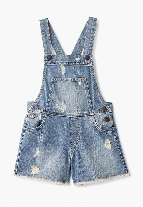 Комбинезон джинсовый Sisley Sisley SI007EGDWXD5