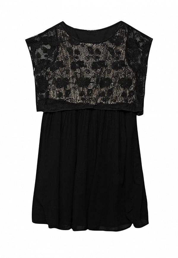 Купить Платье Sisley, SI007EGWLM19, черный, Весна-лето 2018