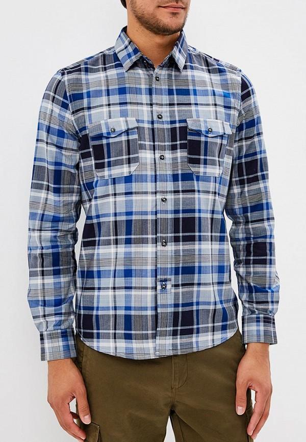 Купить Рубашка Sisley, SI007EMBYWI2, синий, Осень-зима 2018/2019
