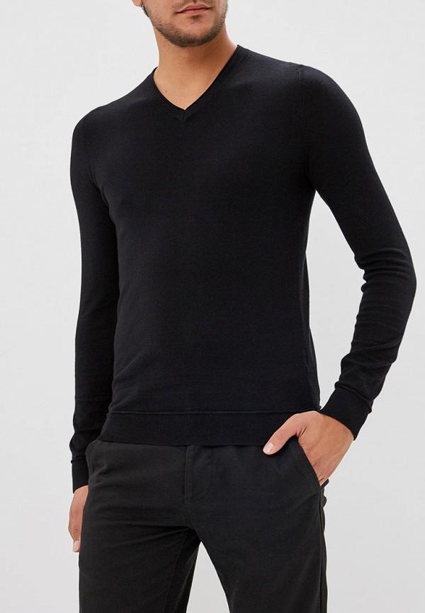 Купить Пуловер Sisley, SI007EMBYWX2, черный, Осень-зима 2018/2019