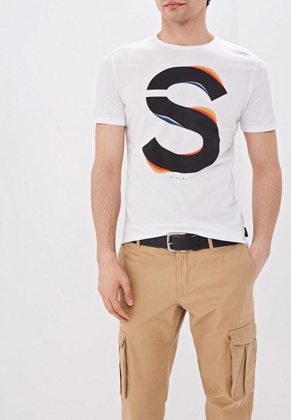 Футболка Sisley Sisley SI007EMDWXF4 футболка sisley sisley si007ewaggl1