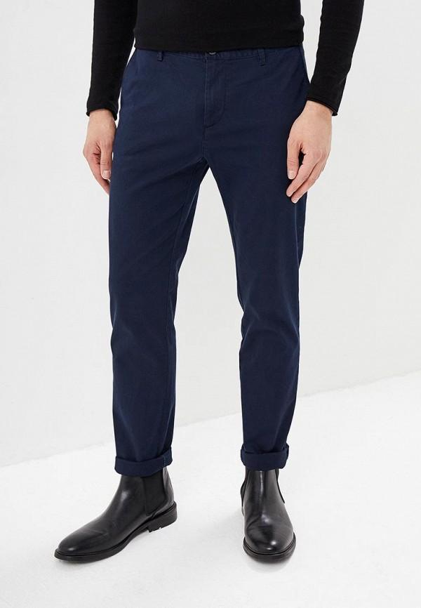 мужские повседневные брюки sisley, синие