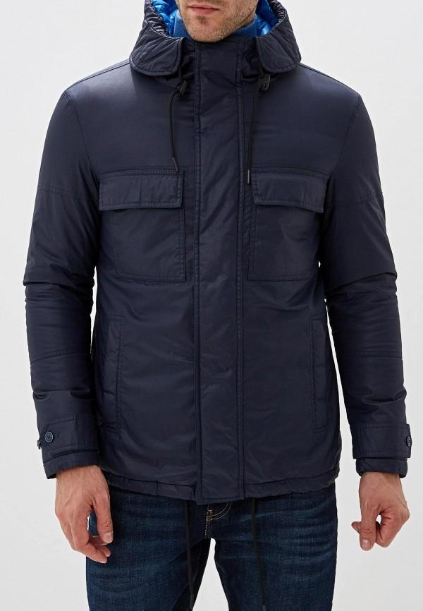 Куртка утепленная Sisley Sisley SI007EMFUGA7
