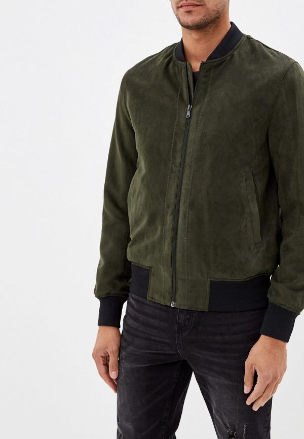 Куртка утепленная Sisley Sisley SI007EMFUKK8