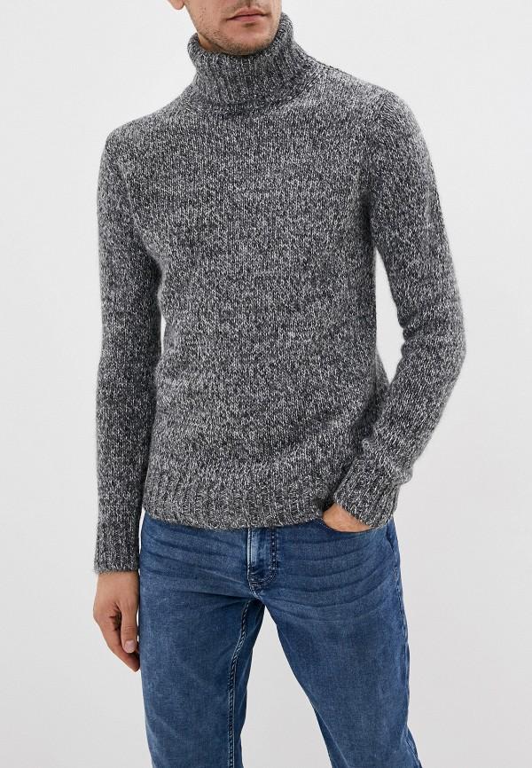 мужской свитер sisley, серый