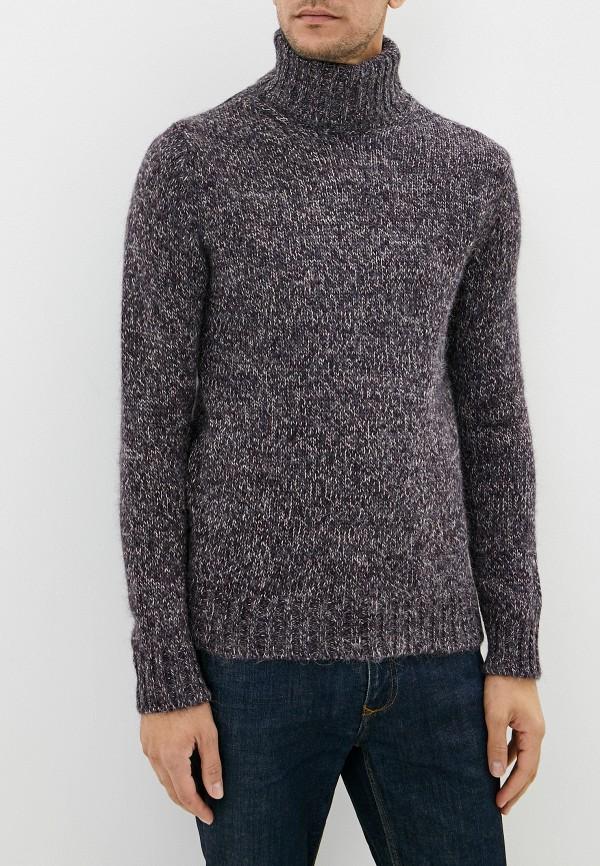 мужской свитер sisley, фиолетовый