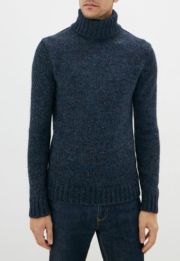мужской свитер sisley, синий