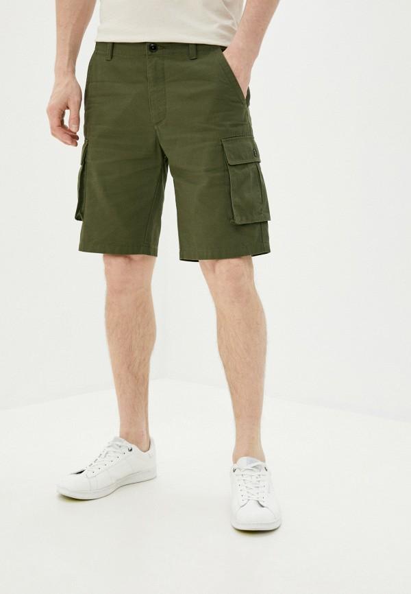 мужские повседневные шорты sisley, хаки