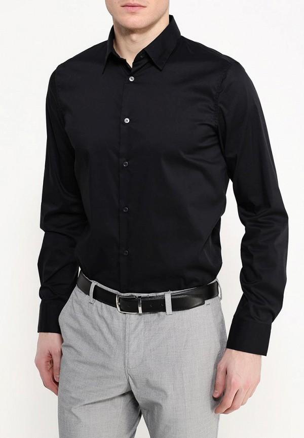 Рубашка Sisley, SI007EMIFN17, черный, Осень-зима 2018/2019  - купить со скидкой