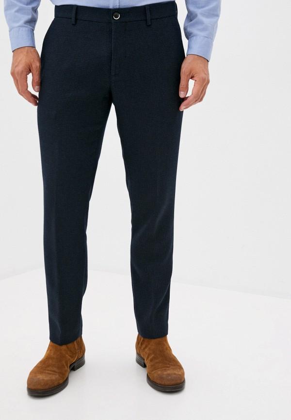 мужские классические брюки sisley, синие