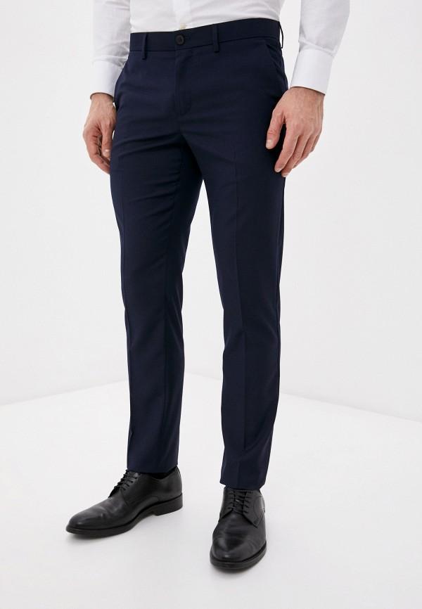 мужские брюки sisley, синие