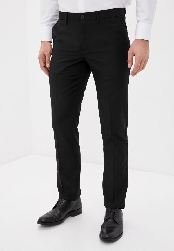 мужские брюки sisley, черные