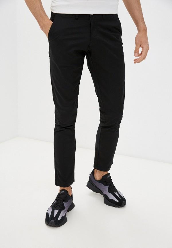 мужские брюки чинос sisley, черные