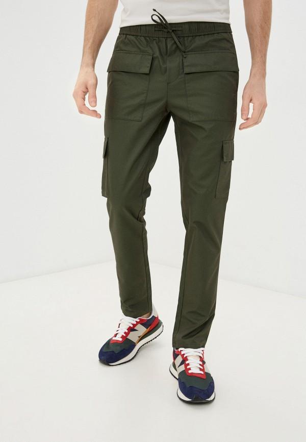 мужские брюки sisley, хаки