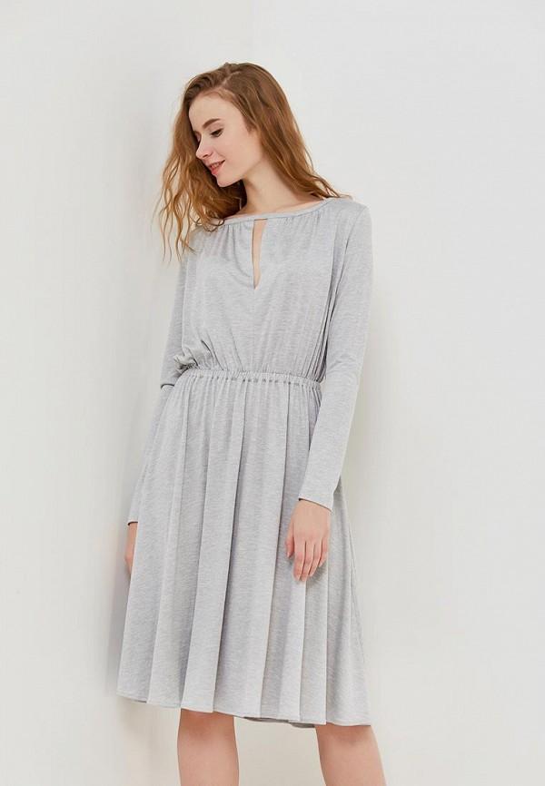 Купить Платье Sisley, SI007EWADJS7, серый, Весна-лето 2018
