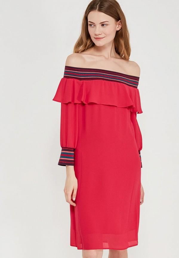 Купить Платье Sisley, SI007EWAGGN6, розовый, Весна-лето 2018