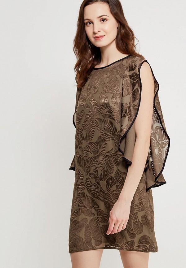 Платье Sisley Sisley SI007EWAGGN7 платье oodji ultra цвет темный хаки 14008020b 47999 6800n размер m 46