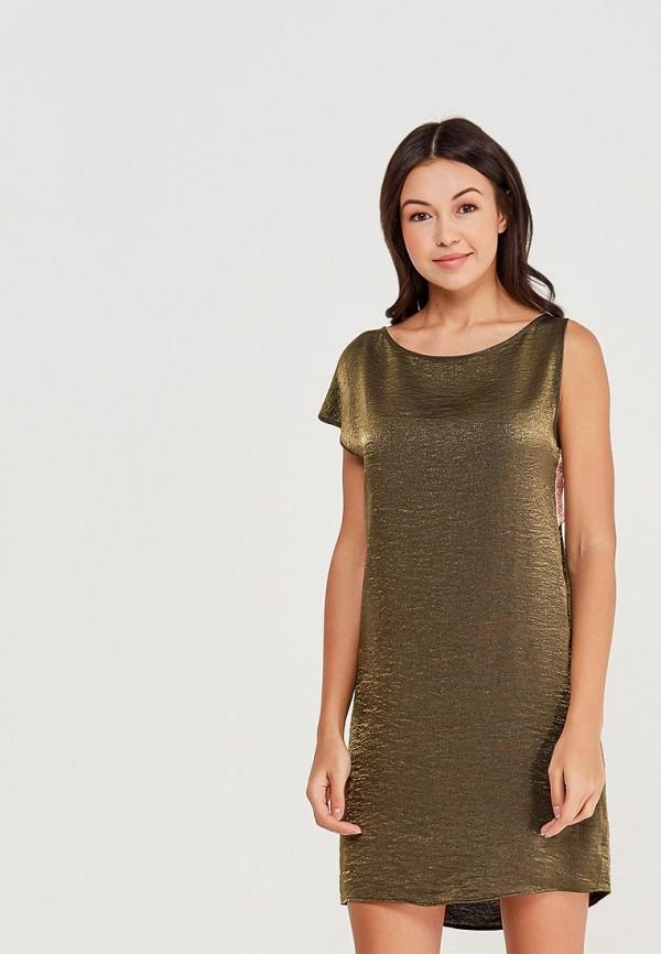 Платье Sisley Sisley SI007EWAGGP1 платье oodji ultra цвет темный хаки 14008020b 47999 6800n размер m 46