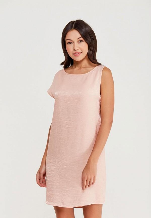 Купить Платье Sisley, SI007EWAGGP2, розовый, Весна-лето 2018
