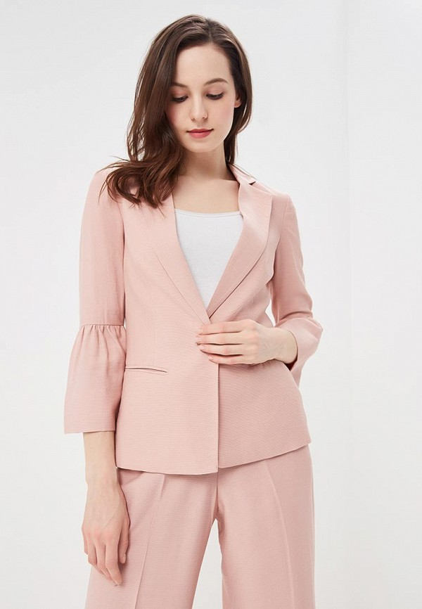 Купить Жакет Sisley, SI007EWARTQ9, розовый, Весна-лето 2018