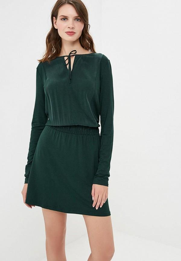 Купить Платье Sisley, si007ewccmw0, зеленый, Осень-зима 2018/2019
