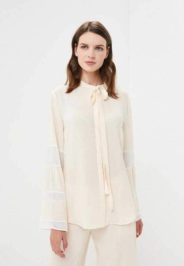 Блуза Sisley Sisley SI007EWCCMW6 блуза sisley sisley si007egwln28