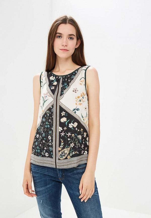 Блуза Sisley Sisley SI007EWCCMW7 блуза sisley sisley si007ewxoc02
