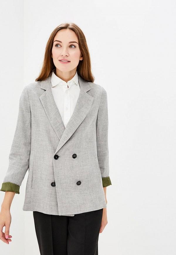 Пиджак Sisley Sisley SI007EWCCNK0 sisley пиджак