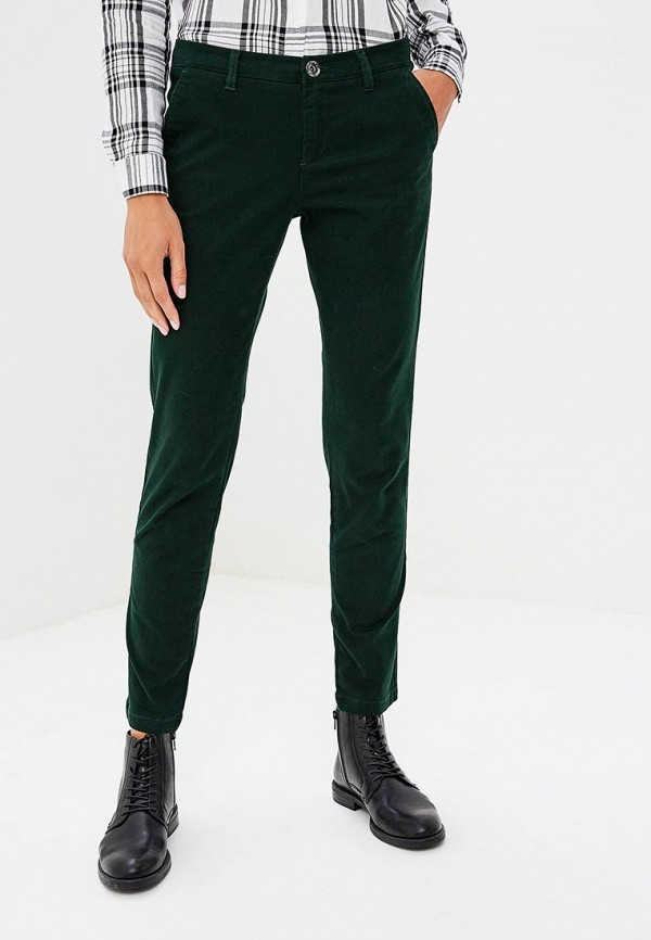 Брюки Sisley Sisley SI007EWCCNK8 брюки sisley sisley si007egacft9