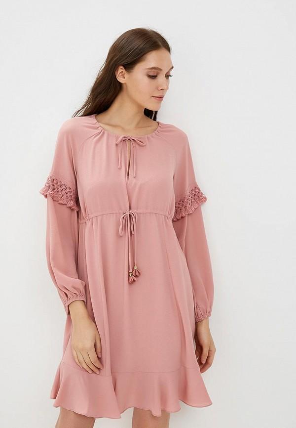 Платье Sisley Sisley SI007EWCCNL6 недорого