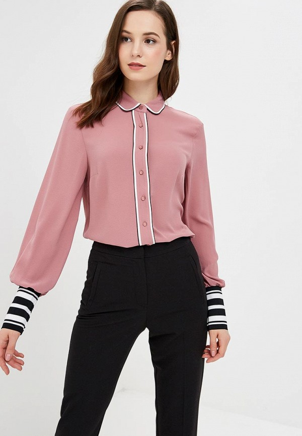 Блуза Sisley Sisley SI007EWCCNR4 блуза sisley sisley si007egwln28