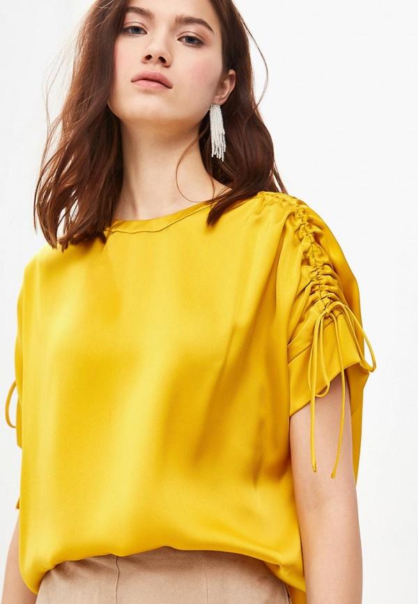 Блуза Sisley Sisley SI007EWDHFT9 блуза sisley sisley si007egwln28