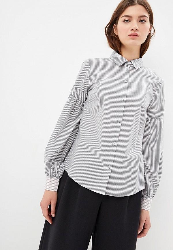 Блуза Sisley Sisley SI007EWDHIM1 блуза sisley sisley si007egwln28
