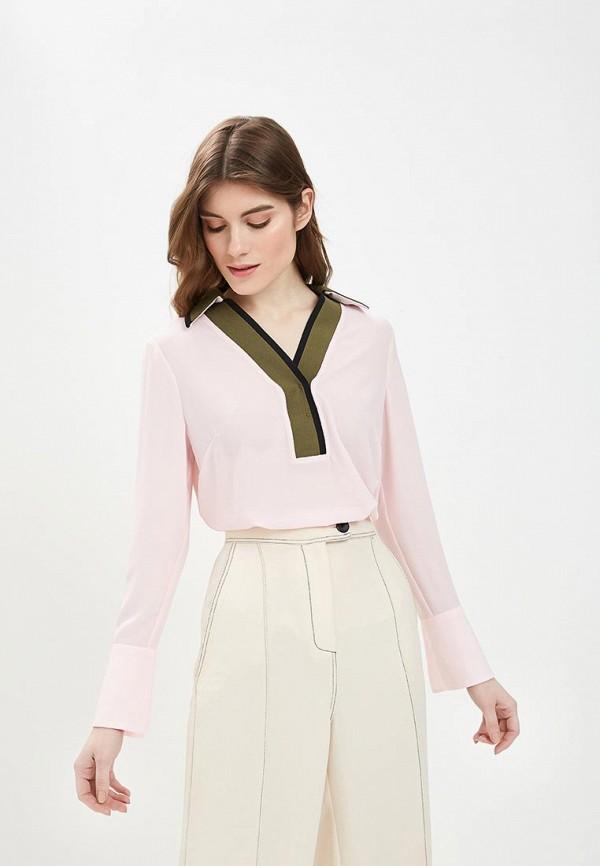 Блуза Sisley Sisley SI007EWDWXK8 кардиган sisley sisley si007ewccns2