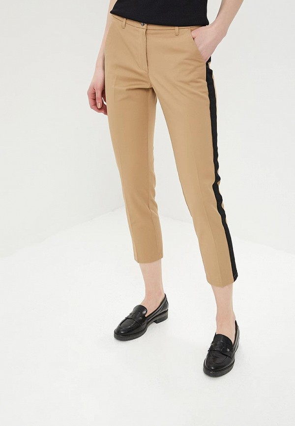 Брюки Sisley Sisley SI007EWDWXW6 брюки sisley sisley si007egacft9