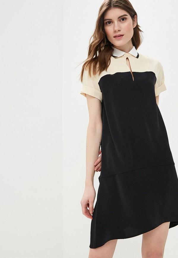 Платье Sisley Sisley SI007EWDWXW8 недорого