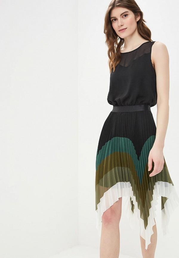 Платье Sisley Sisley SI007EWDWXX4 кардиган sisley sisley si007ewccns2