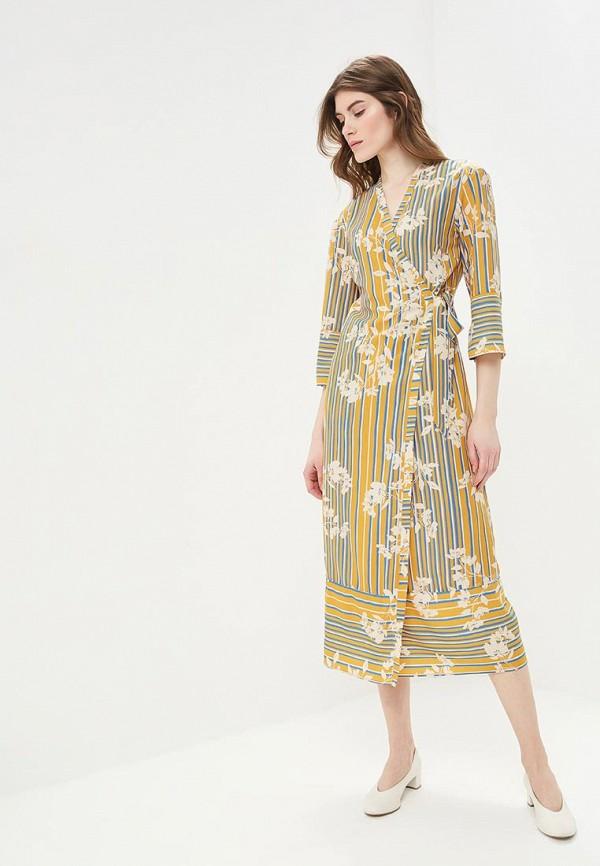 Платье Sisley Sisley SI007EWDWXY0 платье sisley sisley si007egpgj96