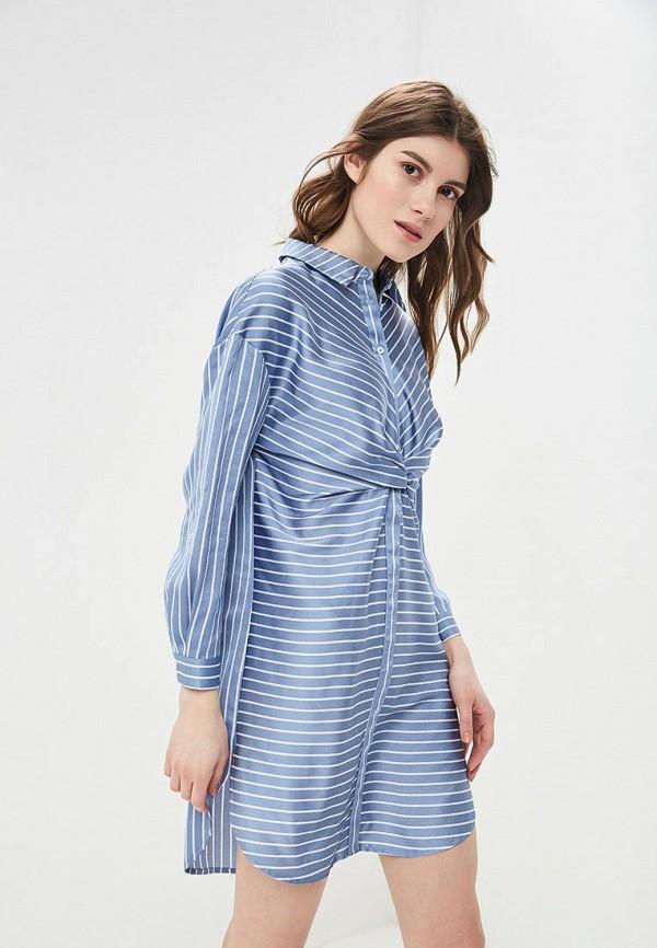 Платье Sisley Sisley SI007EWDWXY3 недорого