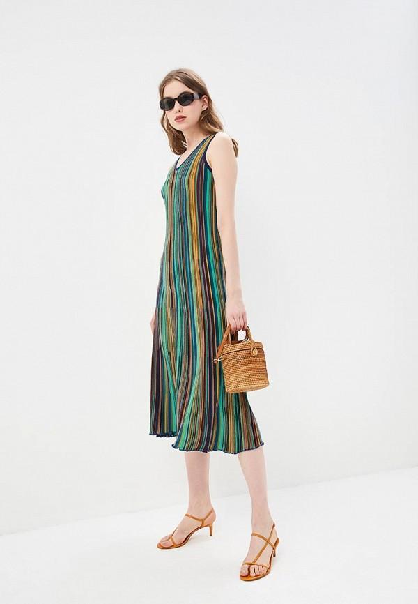 Платье Sisley Sisley SI007EWDWYA0 цена и фото