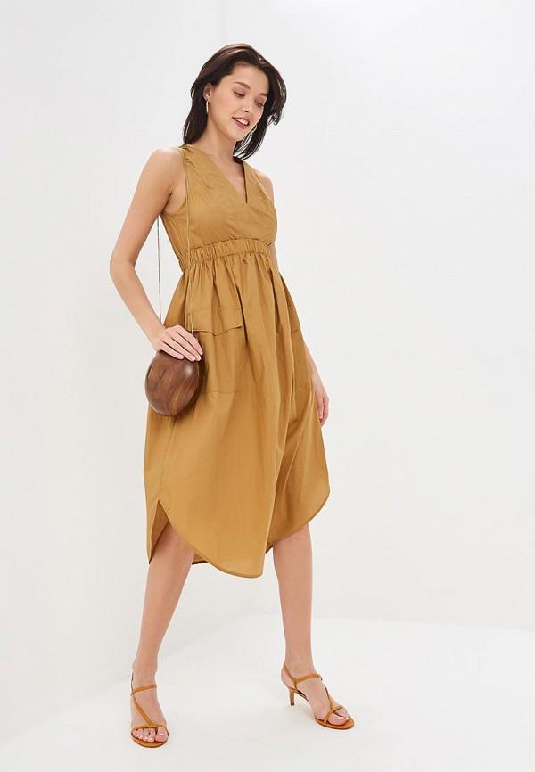 Платье Sisley Sisley SI007EWDWYD2 недорого