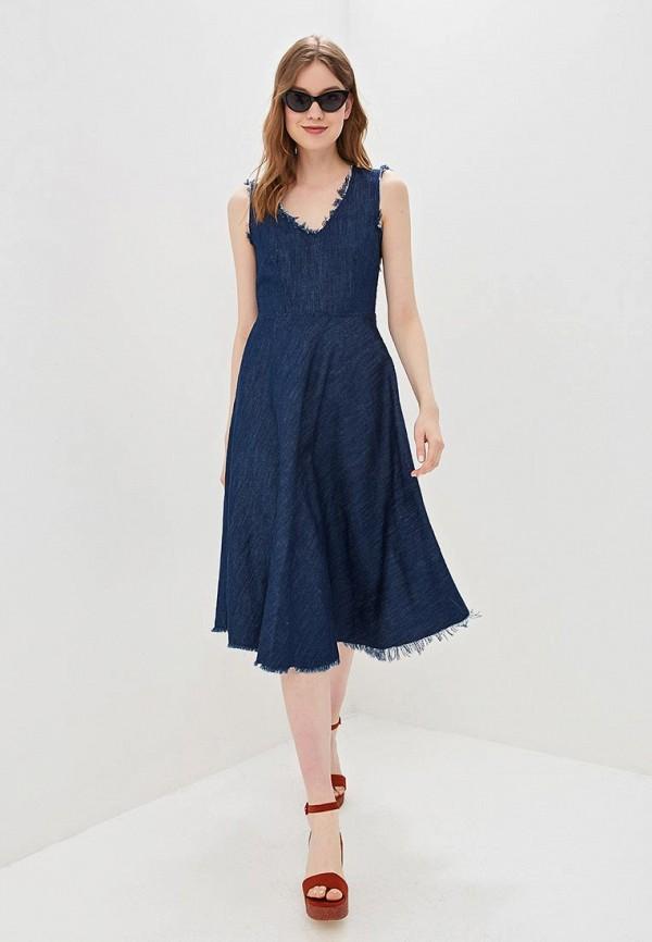 Платье Sisley Sisley SI007EWDWYD9 недорого