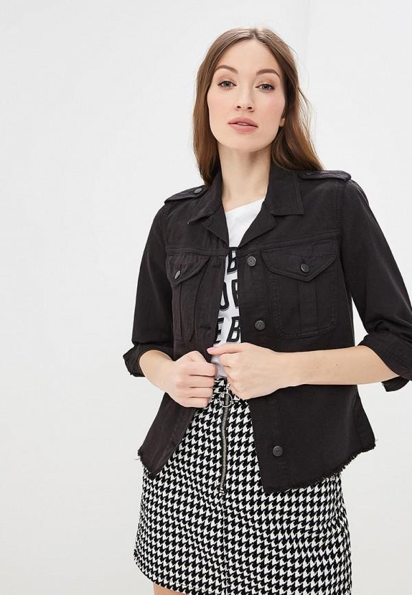 Куртка джинсовая Sisley Sisley SI007EWDWYE0