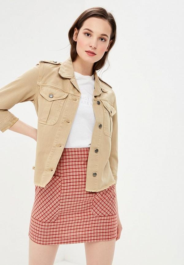 Куртка джинсовая Sisley Sisley SI007EWDWYE2 все цены
