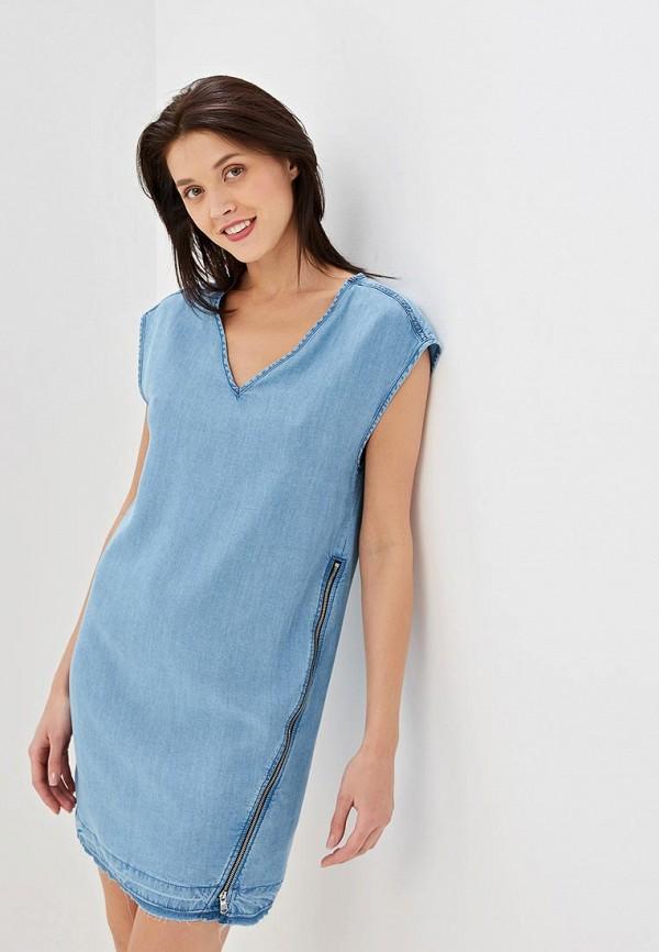 Платье Sisley Sisley SI007EWDWYF3