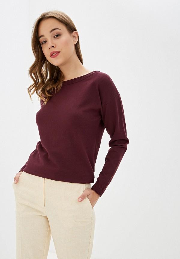 Фото - Женский джемпер Sisley бордового цвета