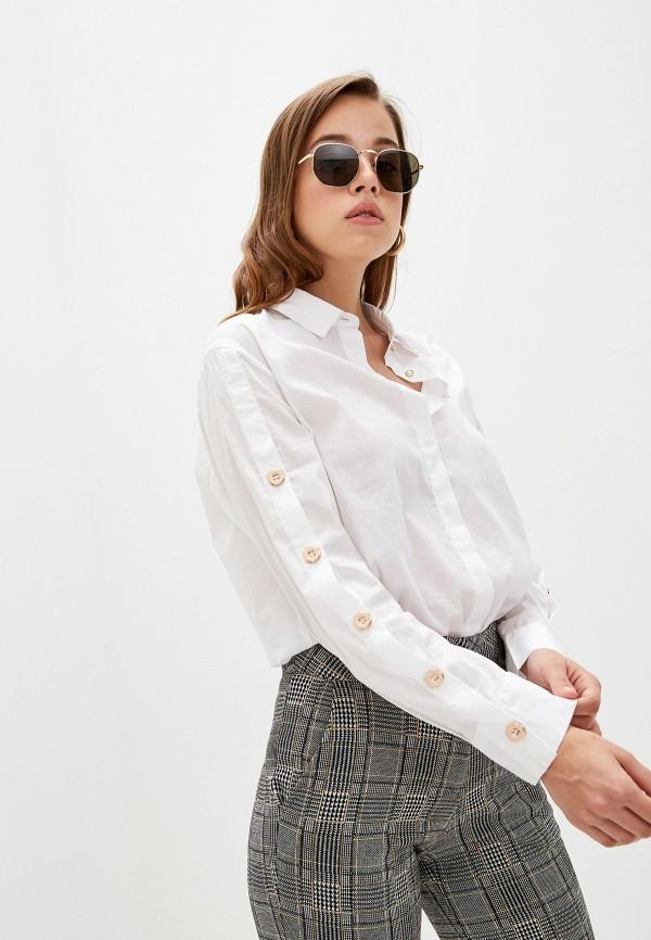 Рубашка Sisley Sisley SI007EWFVCT1 рубашка sisley sisley si007emdwws1