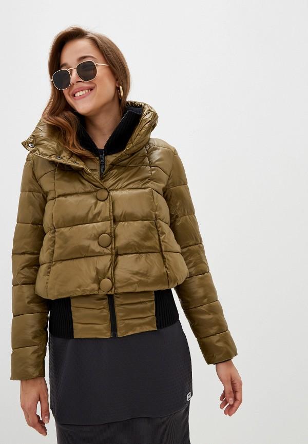 Куртка утепленная Sisley Sisley SI007EWFVDG6