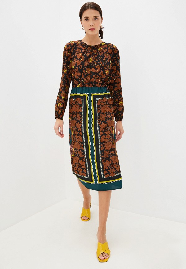Платье Sisley Sisley SI007EWFVDI2